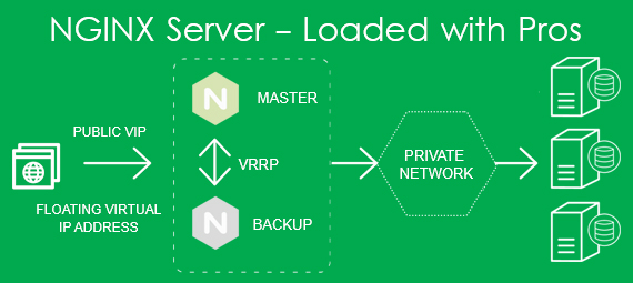 NGINX Server – Loaded with Pro's