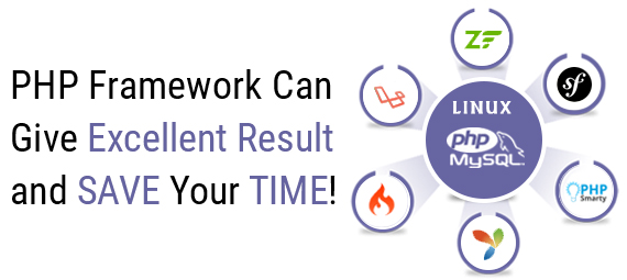 PHP Framework can give excellent result and save your time.