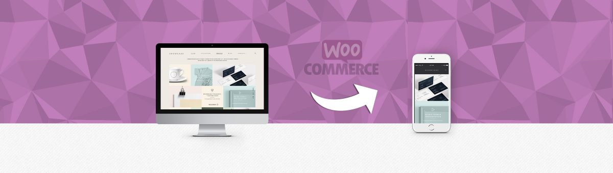 Convert your WooCommerce website into a Mobile app in easy steps.