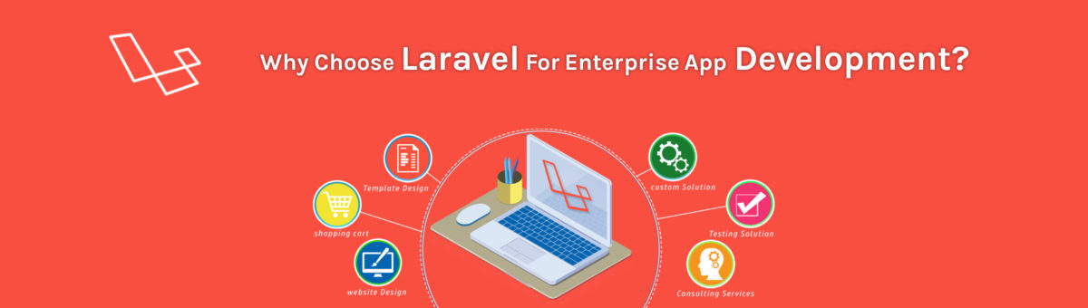 Why Choose Laravel For Enterprise App Development?