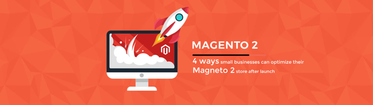 4 Ways Small Businesses can Optimize their Magento 2 Store after Launch